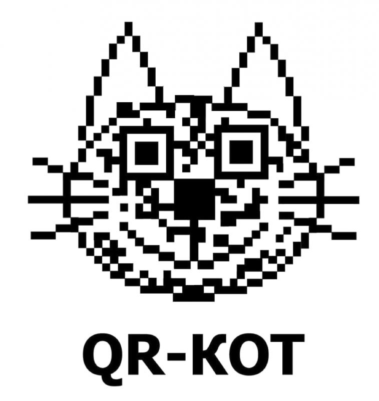 QR-кот